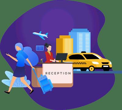 Travel, Transportation, and Hospitality