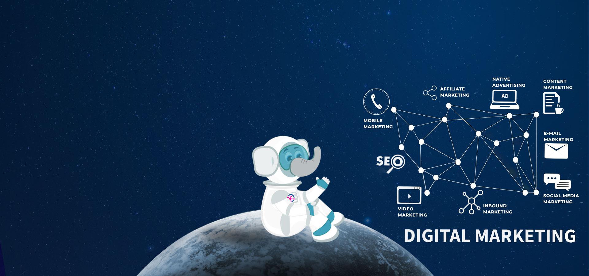 B2B Digital Marketing Banner