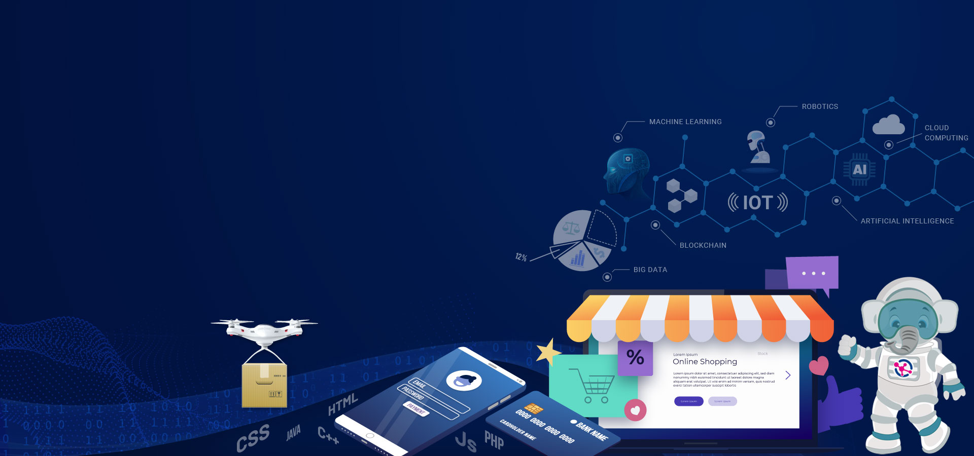 Retail & Distribution Software Banner